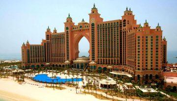 Why is Dubai city popular among tourists?