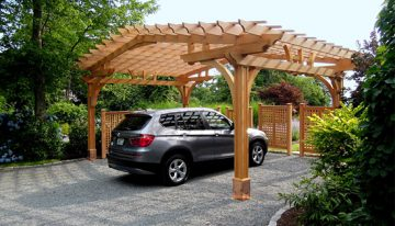 Building a Different Kind of Life With a Custom Arbor or Pergola