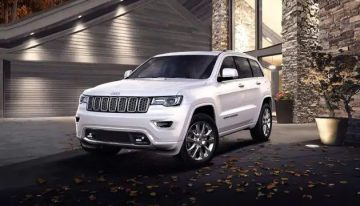 Jeep Cherokee- ideal SUV for the al type of drivers