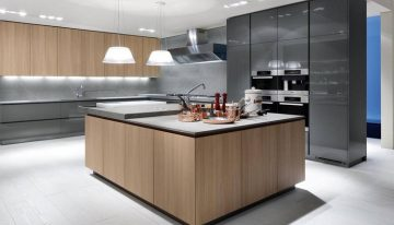 Planned kitchens: how to create a custom project?