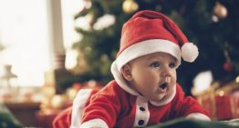 How To Celebrate The First Christmas With Your Twin Babies