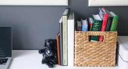 Minimalist Ideas For Organizing Your Study
