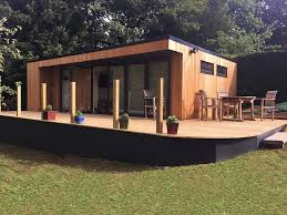 The Right Models for combined garden room and shed