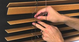 How to Restring Blinds
