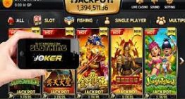 Enjoy The Exciting Experience Of Slot Games Through Joker123!